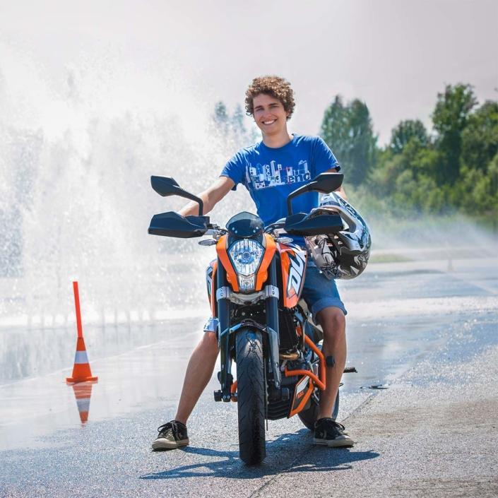 KTM Duke 125 ccm